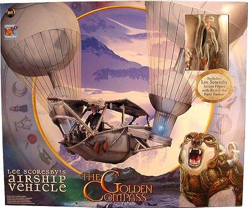 Croisée des mondes - Playset Aéronaute Lee Scoresby