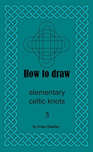 How To Draw Elementary Celtic Knots 3 (Mind development drawing with Krasi Wasilev)