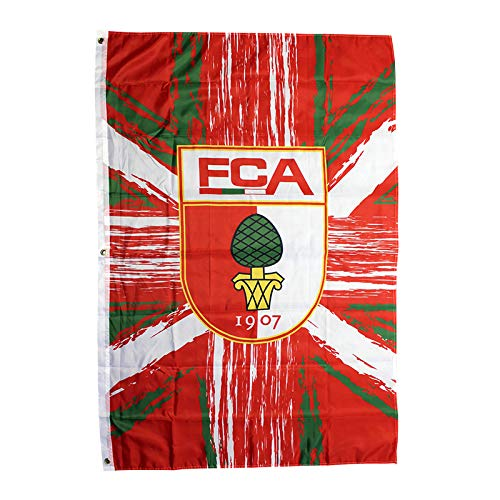 FC Augsburg Fahne 100x150cm