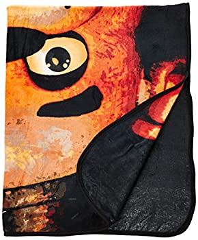 BIOWORLD Five Nights at Freddy s 48  x 60  Plush Throw Blanket