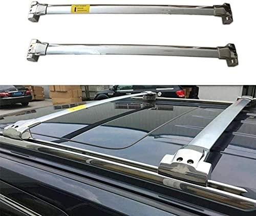 2 Stück Dachträger Crossbar für Jeep...