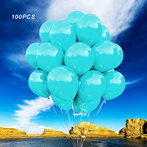 (100pcs)12inch Balloons Party Decoration, Great for Kids, Weddings, Receptions, Baby Showers,or Any Celebration.