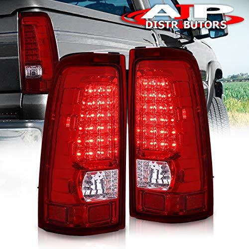 03 silverado led taillights - 8
