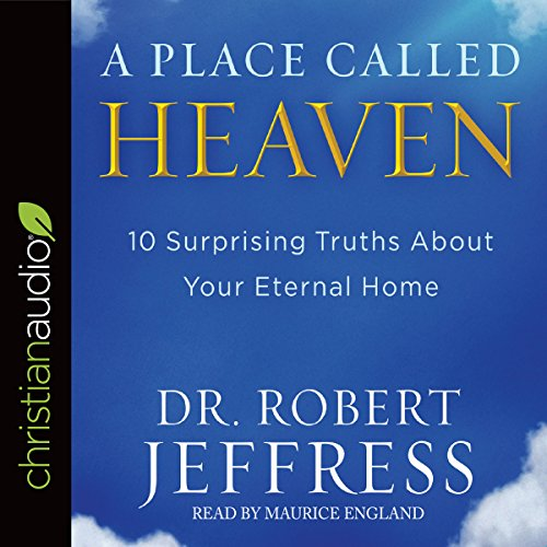 A Place Called Heaven audiobook cover art