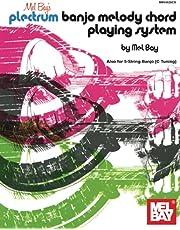 Plectrum Banjo Melody Chord Playing System