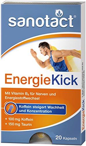 Sanotact EnergieKick Kapseln 8x20St.