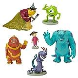 Disney Pixar Monsters, Inc. Figure Play Set