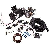 Electric Vacuum Pump Kit Hose Set for Brake...