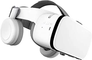 """Wireless Version VR Headset- VR 3D Virtual Reality Glasses Headset Goggles, Compatible with 4.7""""-6.5"""" Best for Games And M..."""