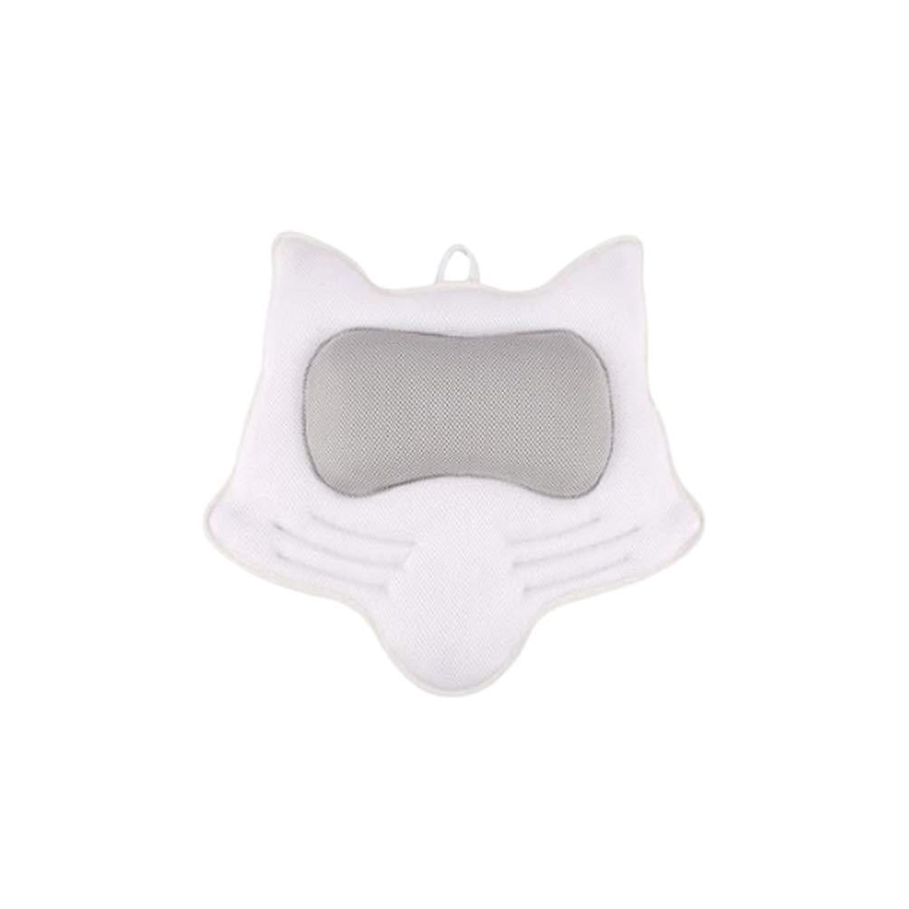 SUPVOX Bath Pillow 3D Fox Shape Bathtub Non Slip Chicago Mall Translated Spa with