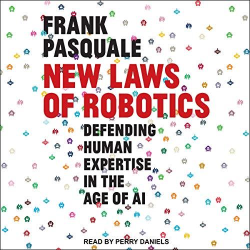 New Laws of Robotics cover art