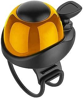 Glodorm Adjustable Bicycle Bell,Universal Bike Bell,Loud Sound Bike Ring for Road Bike,Mountain Bike,City Bike,Sports Bike,Kid's Bike,Ninebot Segway ES1 ES2 ES4 and Xiaomi M365 Electric Scooter
