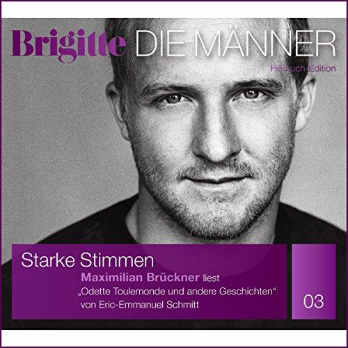 Odette Toulemonde und andere Geschichten (Brigitte Edition Männer 03) Titelbild
