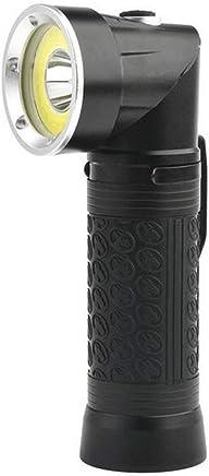 LAIABOR LED Taschenlampe Tragbarer Superhelle Starkes Licht Taschenlampe Multifunktions-COB-Arbeitslicht Inspektionslicht 90 Grad Faltende Taschenlampe B07K8LWN78     | Preisreduktion