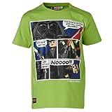 LEGO Wear - Camiseta de Star Wars para niño, Talla 4 años (104 cm), Color Verde (Dusty Green)