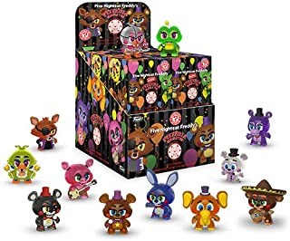 Funko FNAF Five Nights at Freddys Pizza Simulator Glow Mystery Mini - Manufacturers Display Case of 12