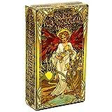 passer Juego de 78 tarjetas de tarot, cartas de tarot inglés clásicas Tarot Tarot Tarot Tarot Card Board Juego Power Deck con guía folleto 78 cartas de tarot para principiantes