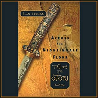 Across the Nightingale Floor audiobook cover art