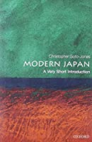Modern Japan: A Very Short Introduction by Christopher Goto-Jones(2009-08-15)