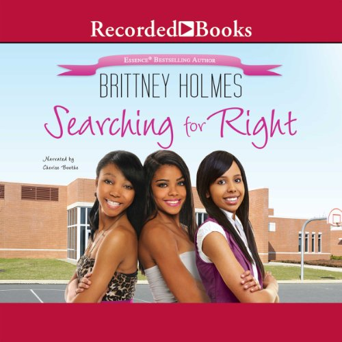 Searching for Right audiobook cover art