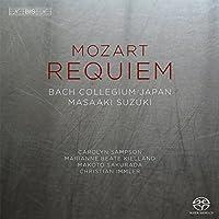 Mozart: Requiem by Bach Collegium Japan