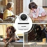 Zoom IMG-1 telecamera wi fi interno cacagoo