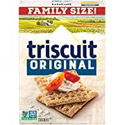 Triscuit Original Whole Grain Wheat Crackers, 12.5 oz