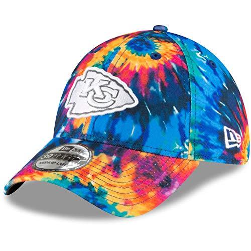 New Era NFL Kansas City Chiefs 2020 Crucial Catch 39Thirty Stretch Cap - Multicolor multicolor S-M