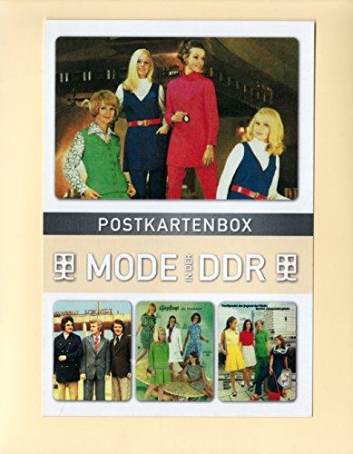 Postkartenbox DDR-Mode