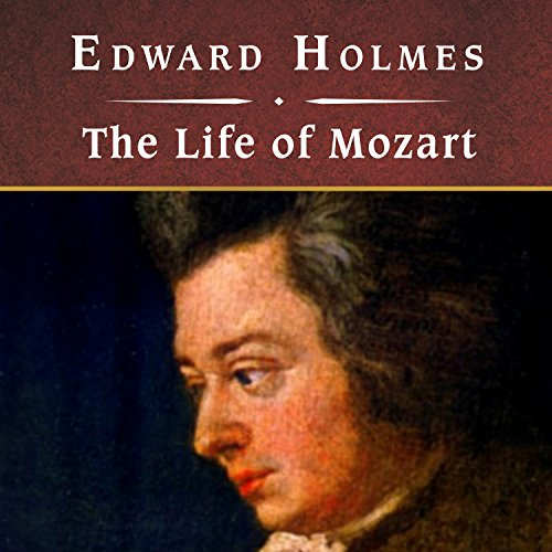 The Life of Mozart  cover art