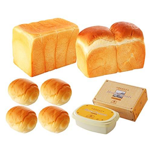 金谷ホテル 冷凍パンセット パン3種 ピーナッツクリーム 160g 詰合せ パン 冷凍 食パン 栃木