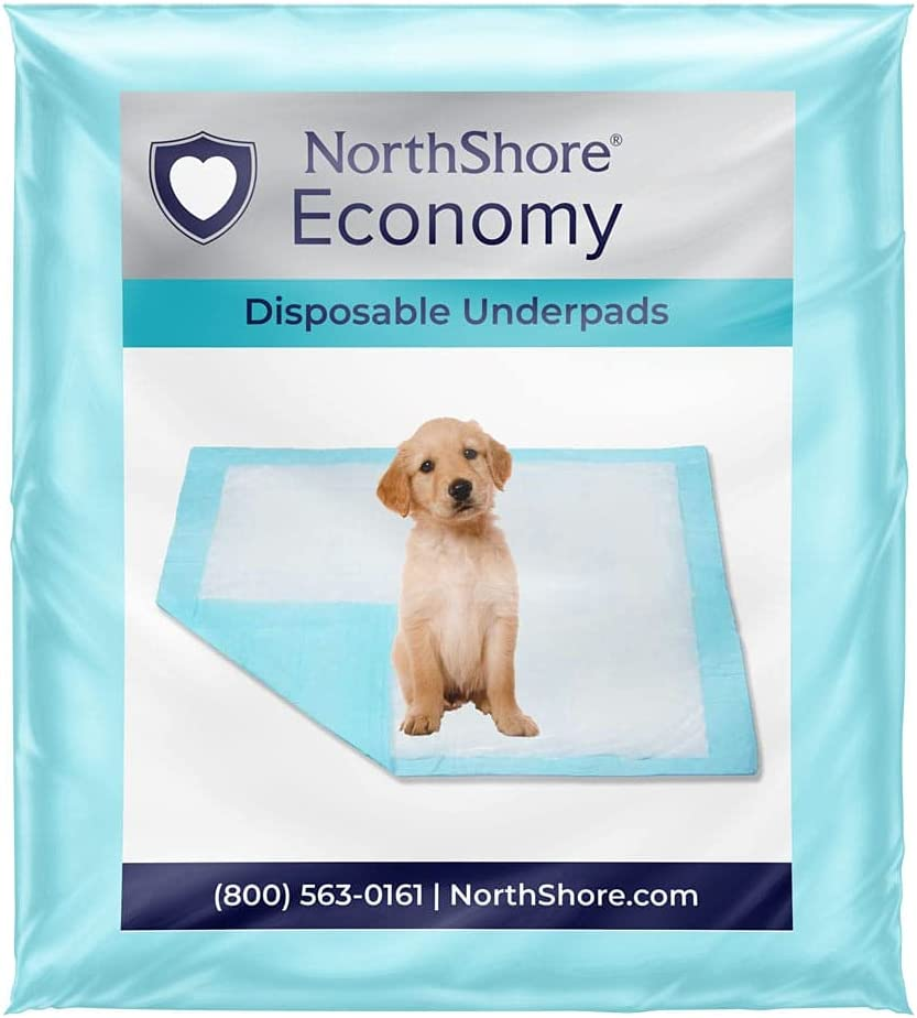 2021 NorthShore Economy Price reduction Puppy Pads
