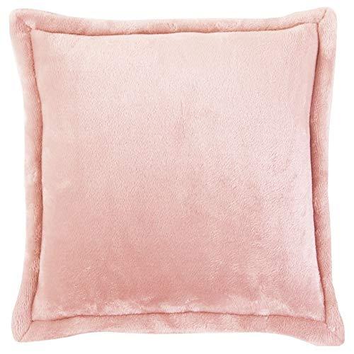 Vivaraise – Cojín tender con relleno – Funda de almohada lavable – Funda extraíble – Tejido suave – Estilo Cooning y Calor