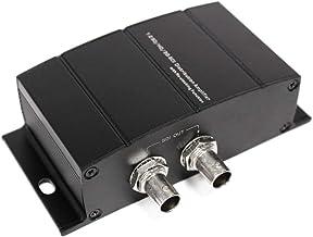 BeMatik - Multiplicador repetidor SDI de 2 Puertos HD-SDI SD-SDI 3G-SDI NewBridge
