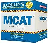 MCAT Flash Cards (Barron's Test Prep)