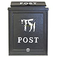 Harewood International Post Box Cow