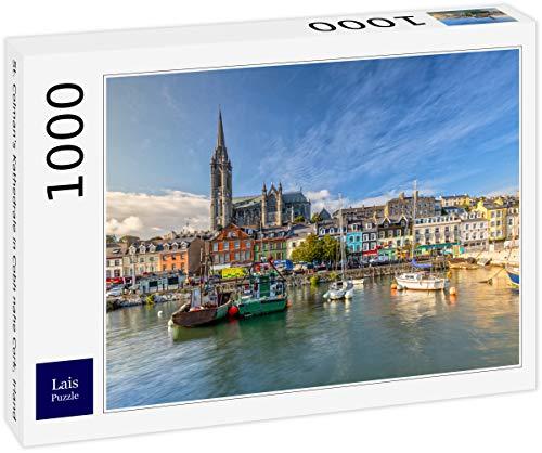 Lais Puzzle Cattedrale di San Colman a Cobh Vicino a Cork, Irlanda 1000 Pezzi