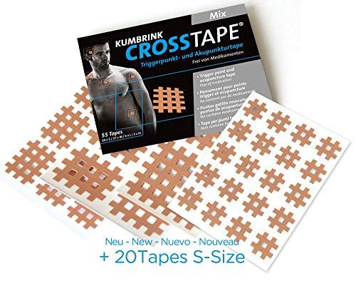 KUMBRINK CROSSTAPE MIX (55 Tapes)