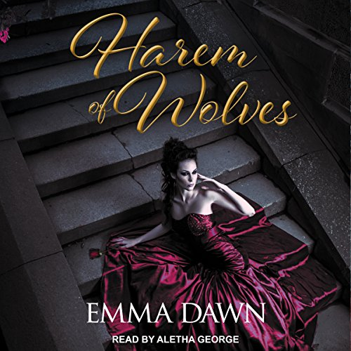 Harem of Wolves audiobook cover art