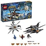 LEGO Super Heroes Batman: Asalto Final contra Brother Eye, avión del...