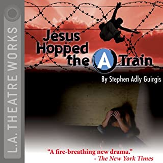 Jesus Hopped the A Train audiobook cover art