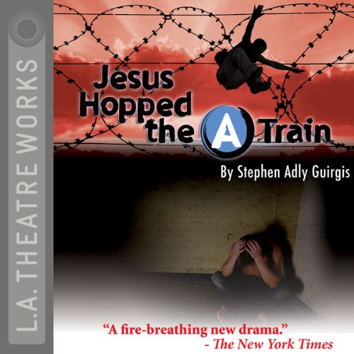 Jesus Hopped the A Train copertina