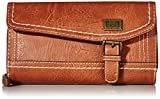 b.o.c. Womens Amherst Deluxe Wallet Saddle One Size