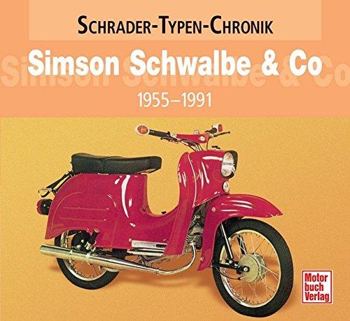 Simson Schwalbe & Co: 1955-1991