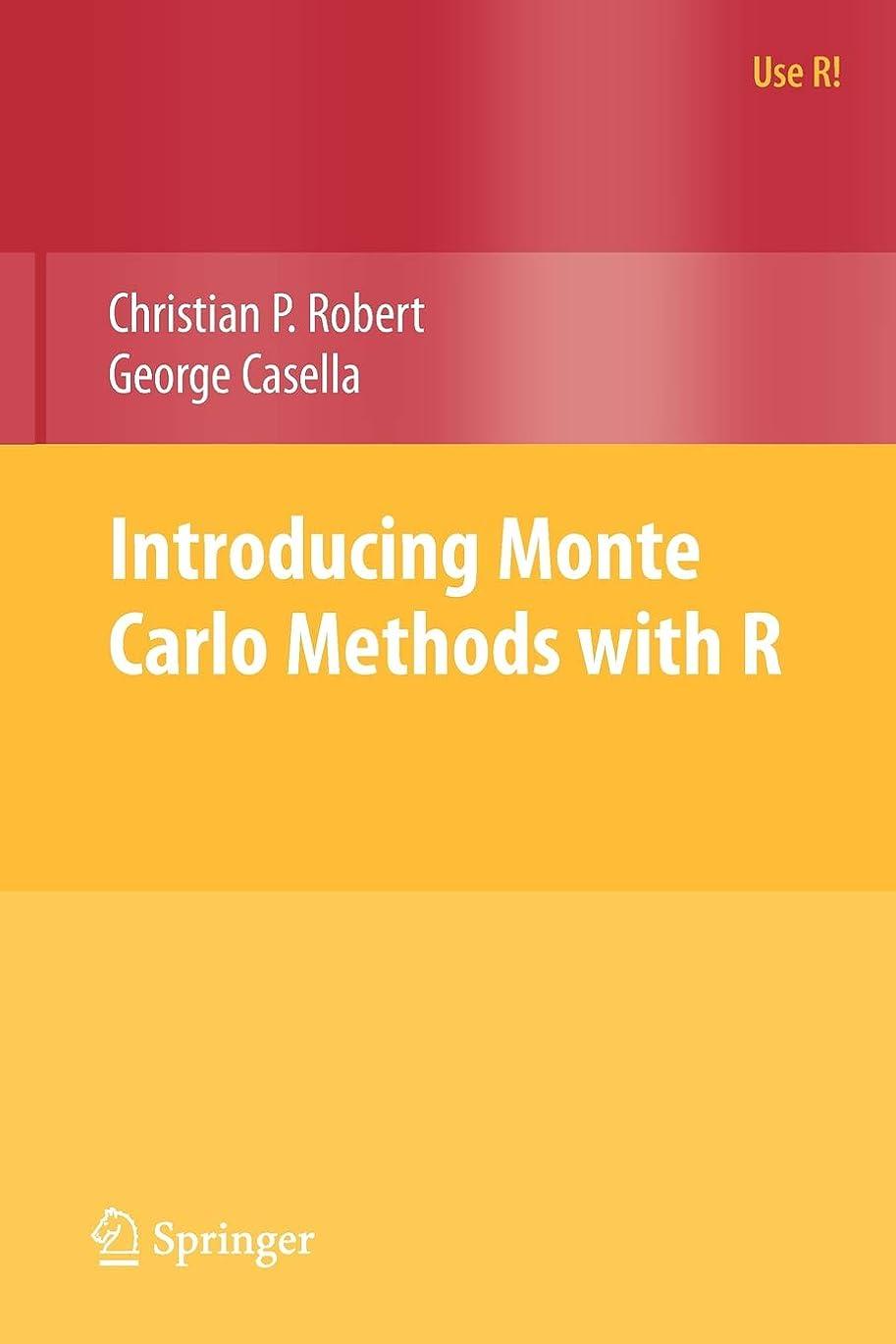 アスペクト歩き回る関連するIntroducing Monte Carlo Methods with R (Use R!)