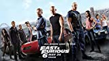 Fast Furious 6 62cm x 35cm 25inch x 14inch Waterproof Poster *Anti-Fading* 7WP/710826149