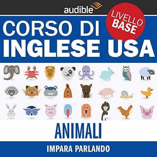 Animali (Impara parlando) copertina