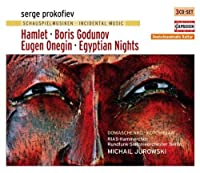 Incidental Music by SERGE PROKOFIEV (2009-02-24)