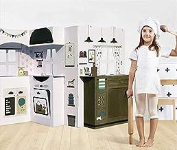 ToysAnd My House 1 DIY Playhouse   Kids Playhouse   Play House   Cardboard Playhouse   Outside Playhouse   Kids House   Pl...