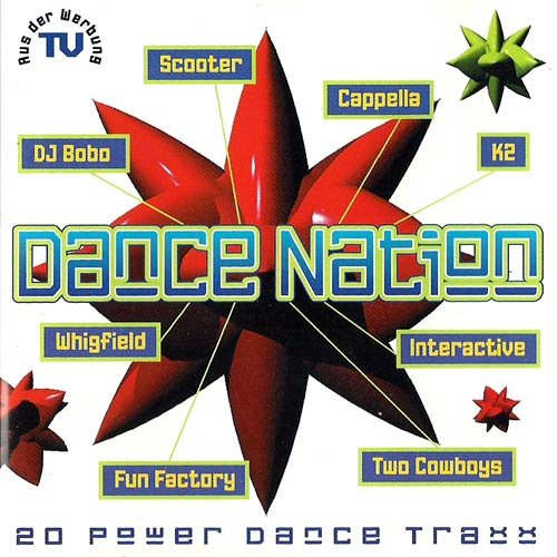 Dancefloor Highlights (CD Compilation, 20 Titel, Diverse Künstler)